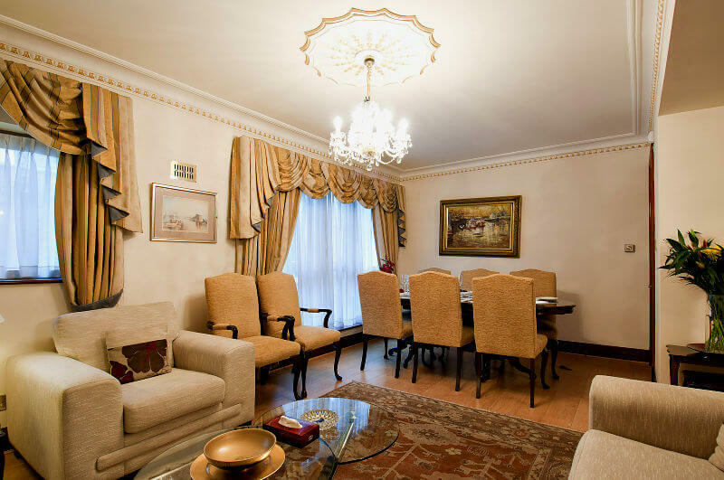 Mayfair serviced apartments London