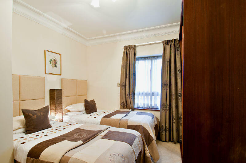 Serviced apartments in London, UK
