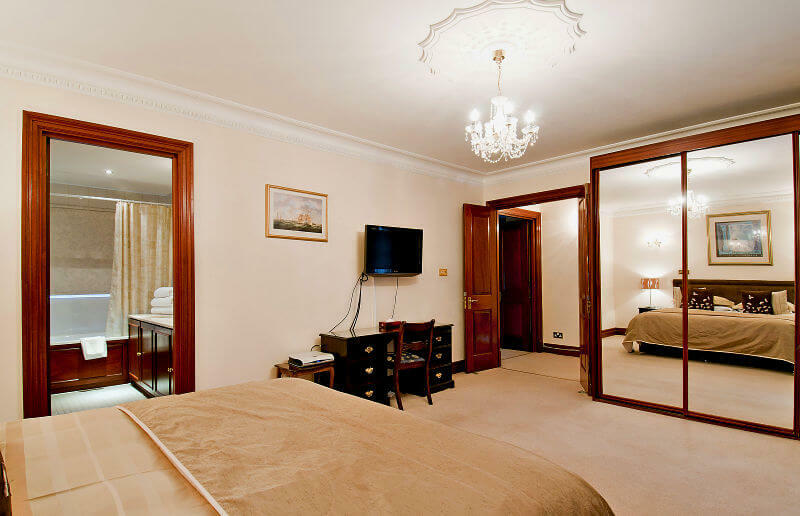 short term lets in central London