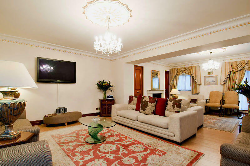 Mayfair apartments in London