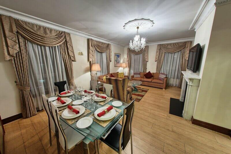 Mayfair serviced apartment