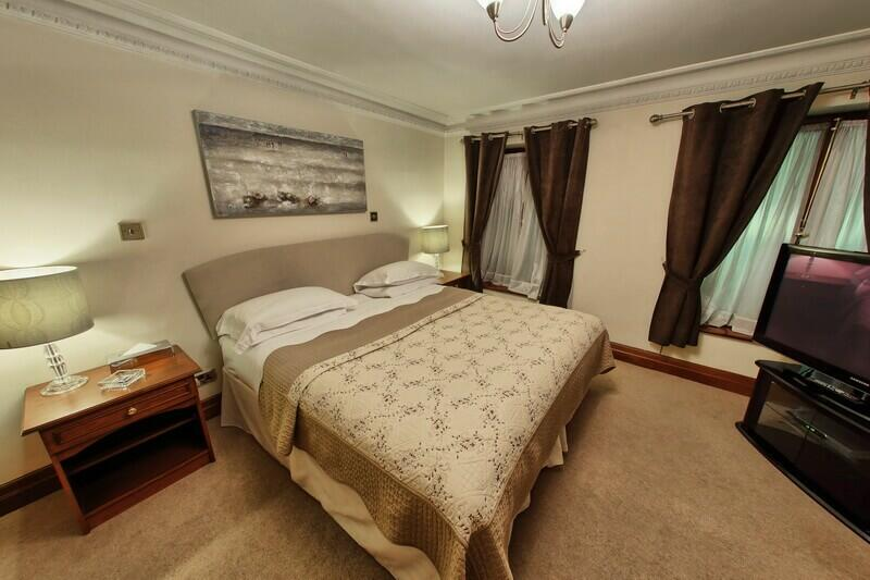 Spacious master double bedroom