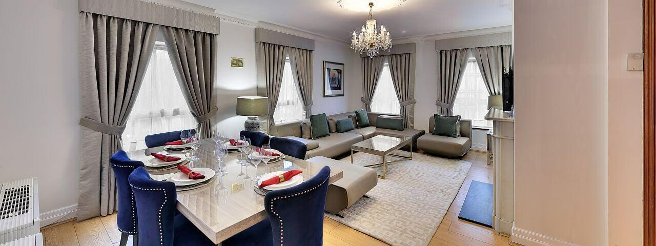 Carlton Court, Mayfair - The Luxury, Serviced Apartment Experience