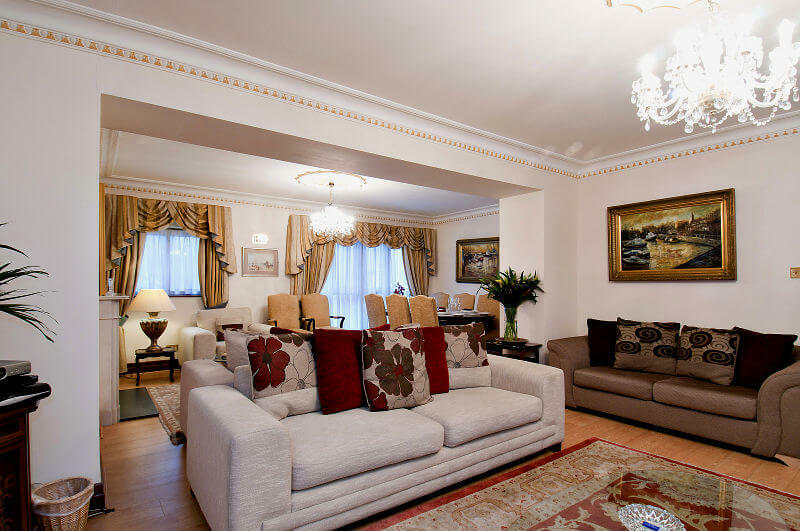 vacation rentals in Central London